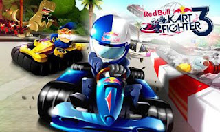 Red Bull Kart Fighter 3