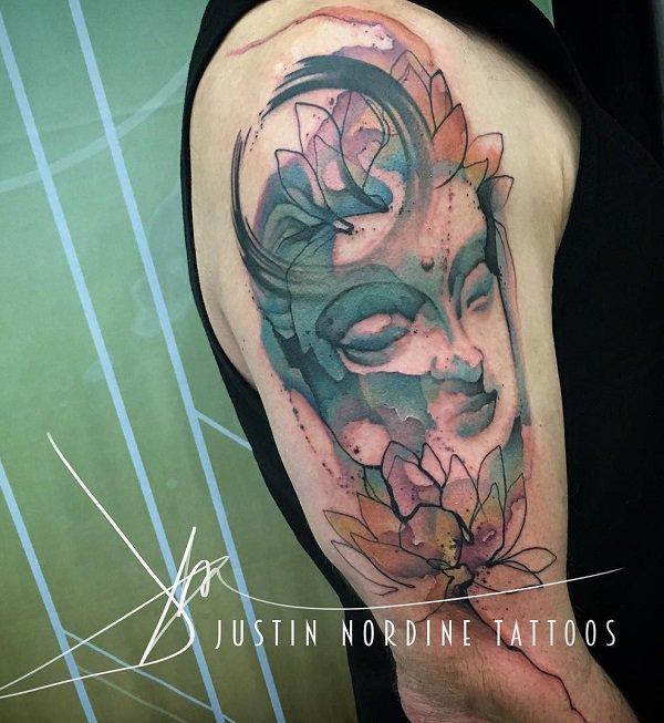 Tatuagem buda