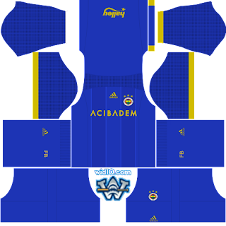 Fenerbahçe Fantastik Forma logo Dream League Soccer  dls fts 18  forma logo url,dream league soccer kits, Fenerbahçe Fantastik Forma kit dls fts logo