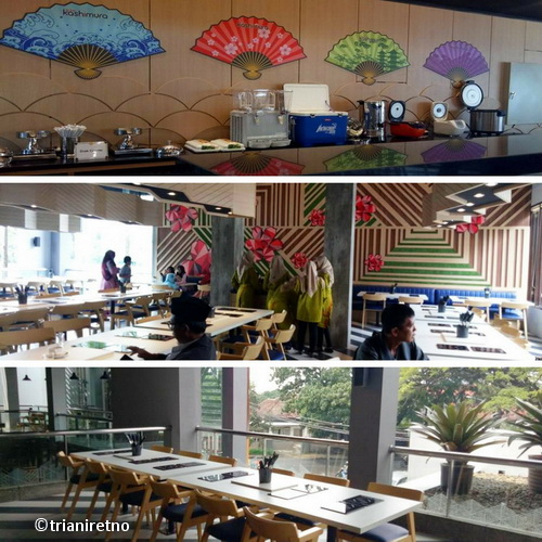 Royal Kashimura, Restoran Makanan Jepang Terbesar di Bandung