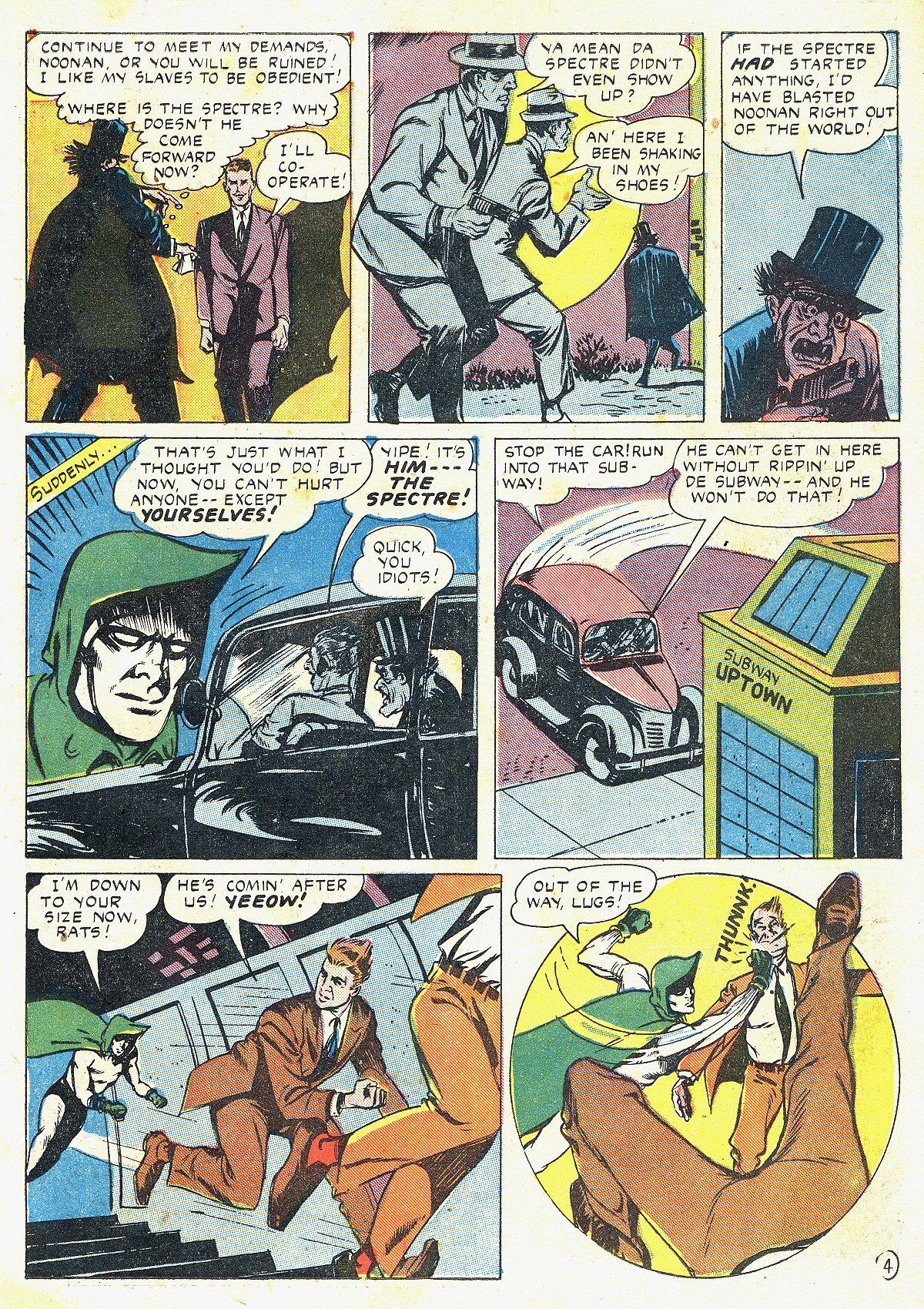 Read online All-Star Comics comic -  Issue #20 - 16
