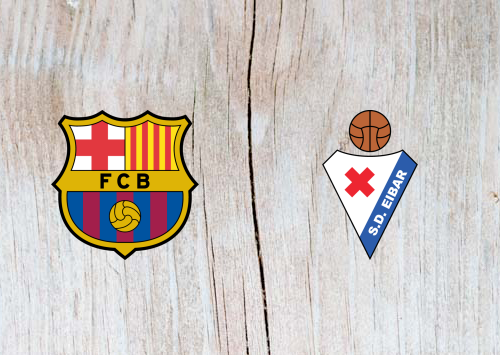 Barcelona vs Eibar Full Match & Highlights 13 January 2019