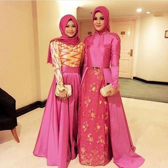 Model Kebaya Hijab Modern Dan Trendi