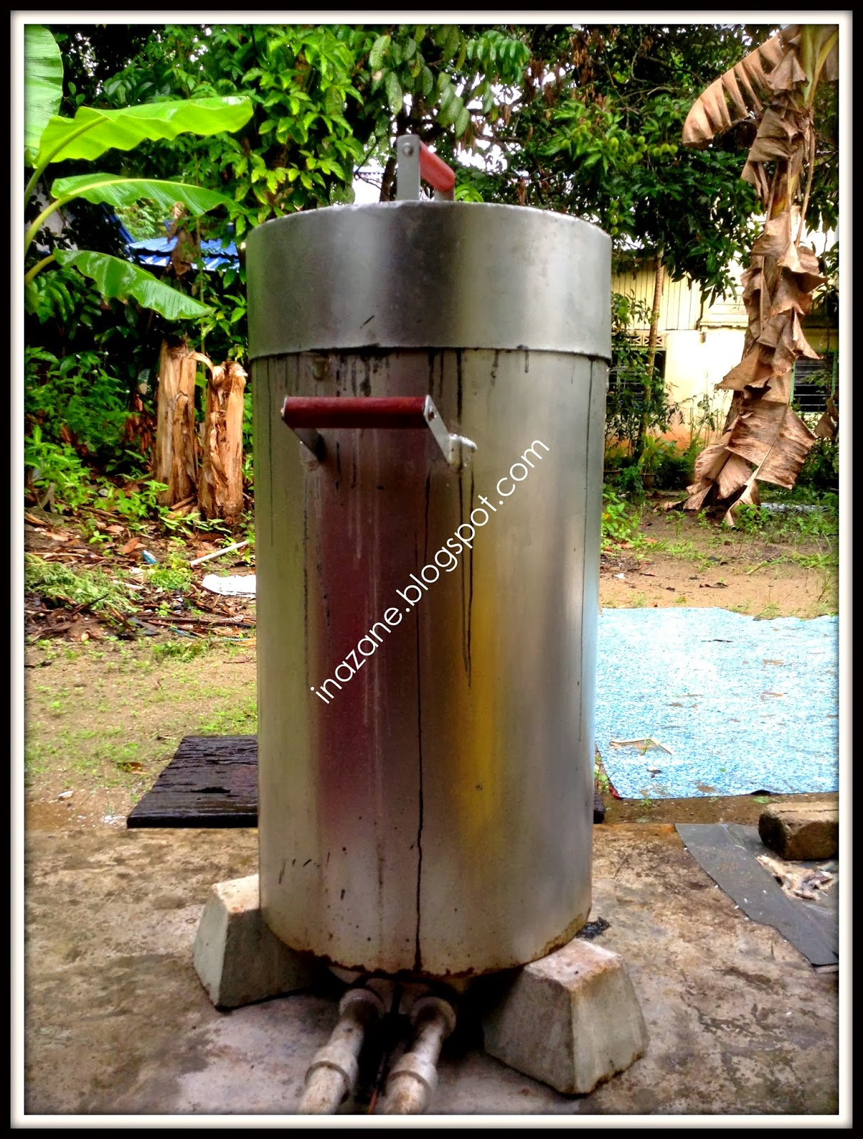 Bakar Lemang Dapur Gas Desainrumahid