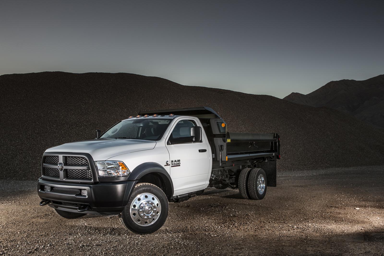 FCA Recalls 75k Fleet Trucks & Cop Cars To Replace ...