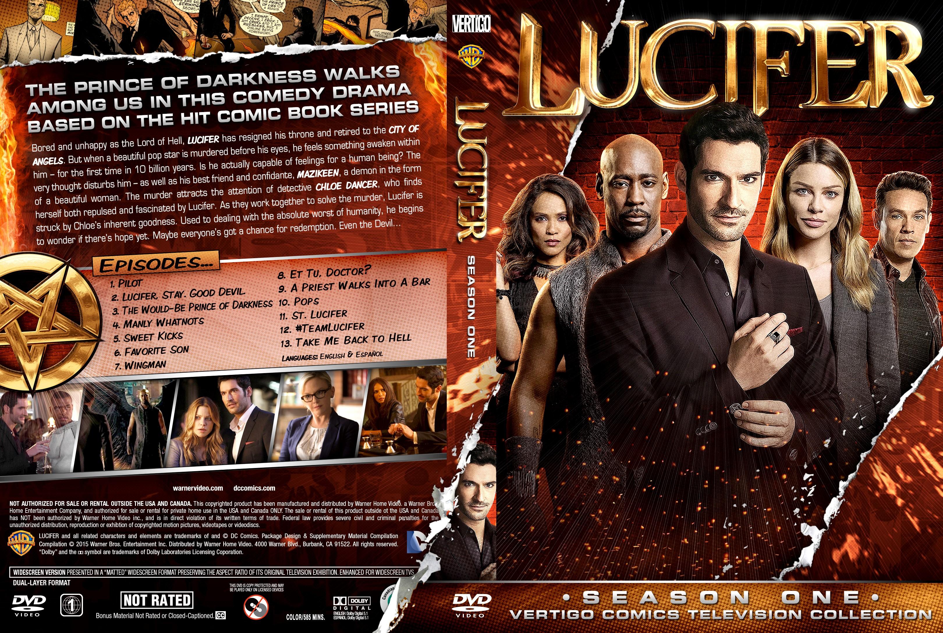 Lucifer Staffel 2 Dvd Erscheinungsdatum