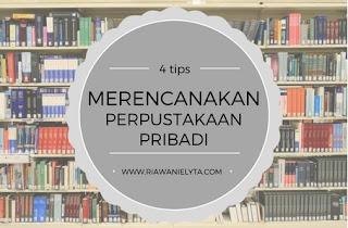 4 Tips Merencanakan Perpustakaan Pribadi