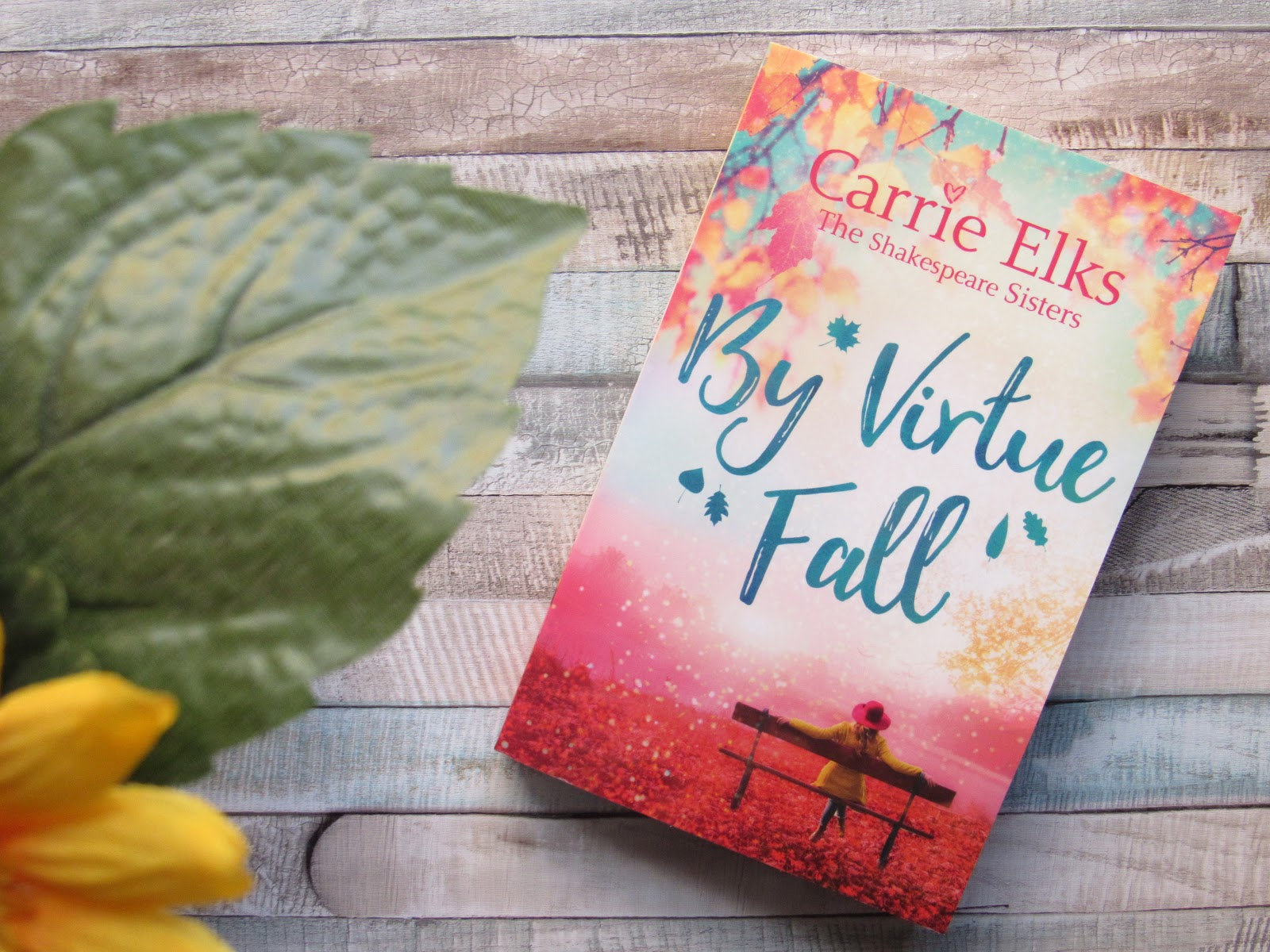 Paperback of By Virtue Fall by Carrie Elks