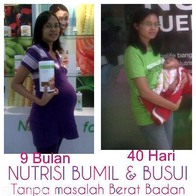Program Diet Ibu Hamil dan Menyusui