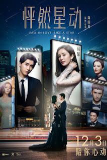 Fall In Love Like A Star รักหมดใจนายซุปตาร์ (2015) [Subthai ซับไทย]
