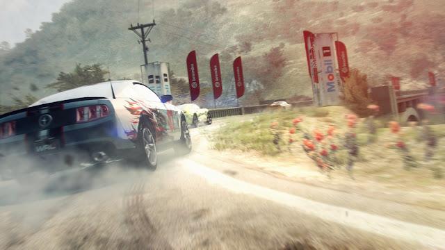 Hasil gambar untuk foto game balap super ngeri grafik