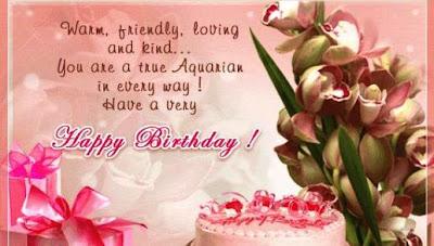 Pari Khambra Advance Birthday Wishes For Friend Birthday