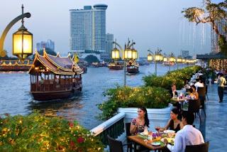4. Mandarin Oriental, Bangkok