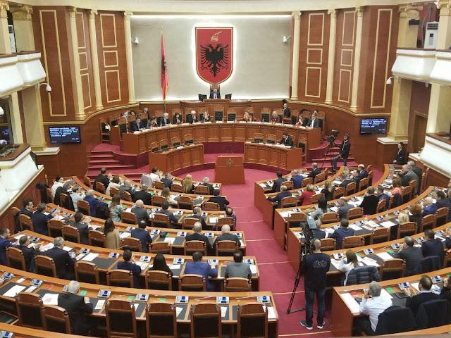 Ο ανασχηματισμός στην Αλβανία έγινε κατ' εντολή Ερντογάν;