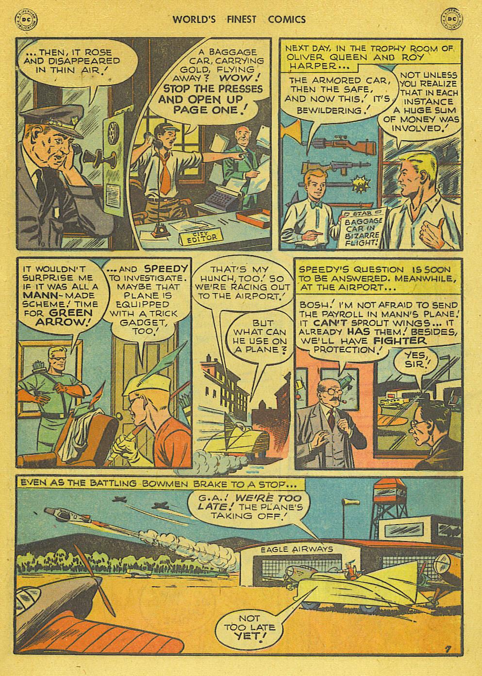 Read online World's Finest Comics comic -  Issue #34 - 47