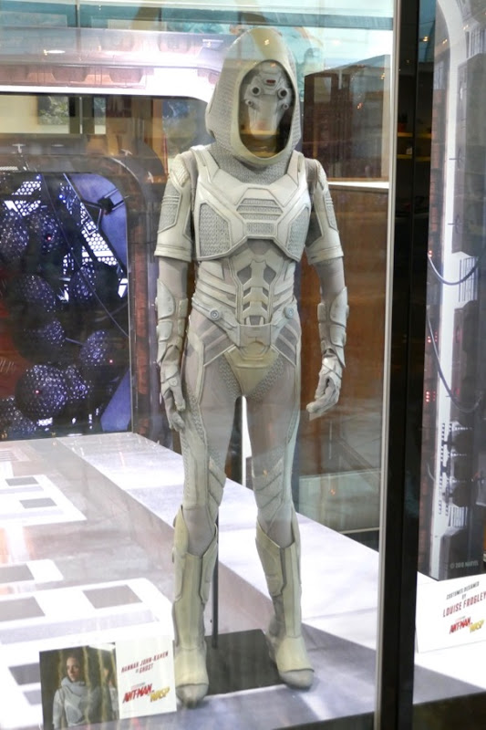 Female Ghost costume Ant-Man and Wasp