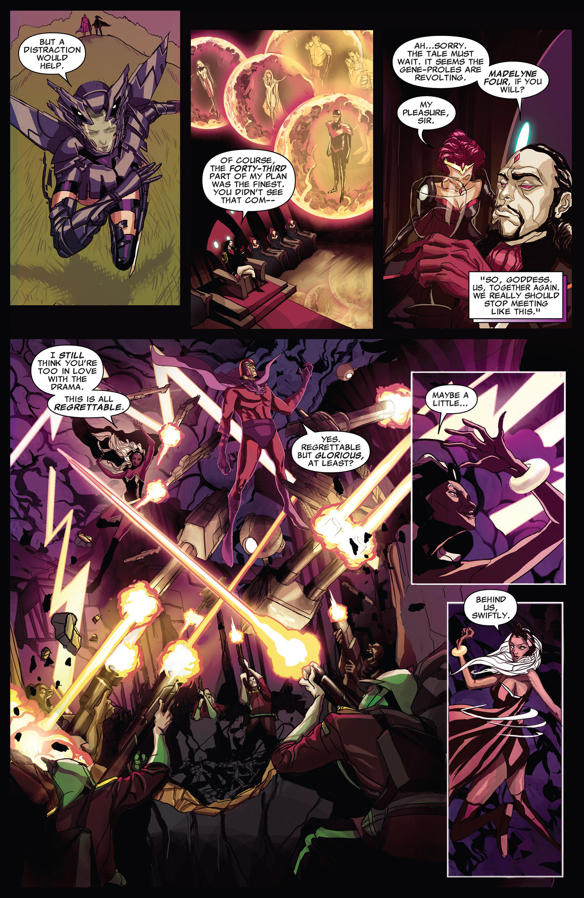 Read online Uncanny X-Men (2012) comic -  Issue #17 - 8