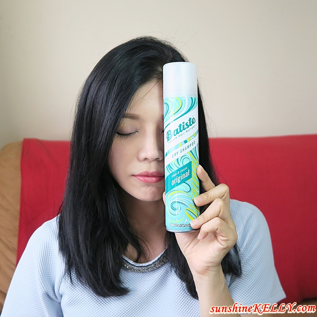 Batiste Dry Shampoo Instantly Refreshes My Hair