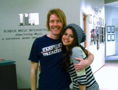 Ted Bruner,Selena Gomez