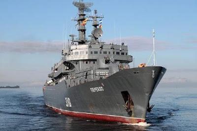 Pasca Pendaratan Jet Tempur di Papua, Rusia Kirim Kapal Perang ke PNG