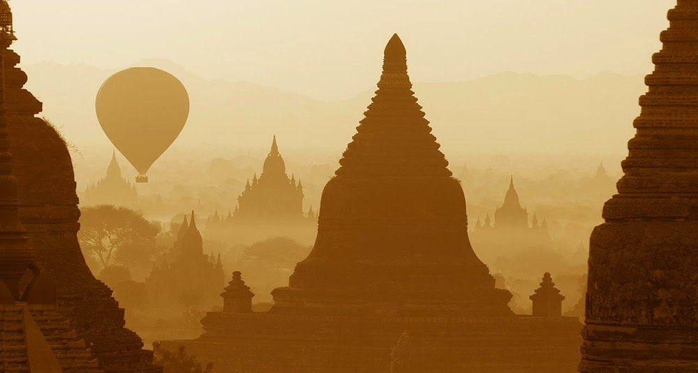 DELUXSHIONIST'S SOUTH EAST ASIA TRAVEL WISHLIST 2015 OLD BAGAN CITY MYANMAR BURMA