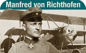 Freiherr von Richthofen 'Red Baron'
