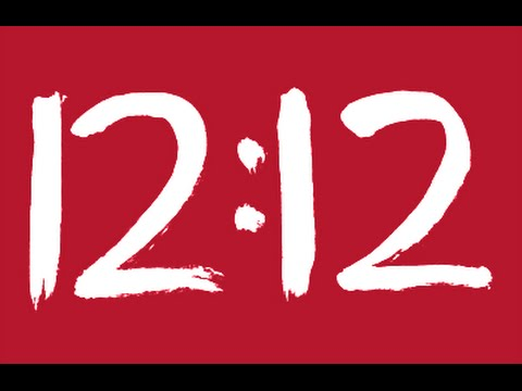 12-12-2012 WE GOT 5 YEARS FROM THE CREATOR TO PREPARE ITS 12-12-2017 THE CREATOR IS COMING NOW. Hqdefault%2B%25289%2529