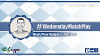 #WednesdayMatchPlay Interview!