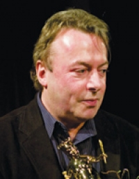 April birthday remembrance of Christopher Hitchens