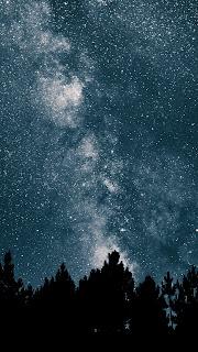 اجمل وأروع خلفيات للفضاء والنجوم للهواتف الذكية بأعلى جودة 4K