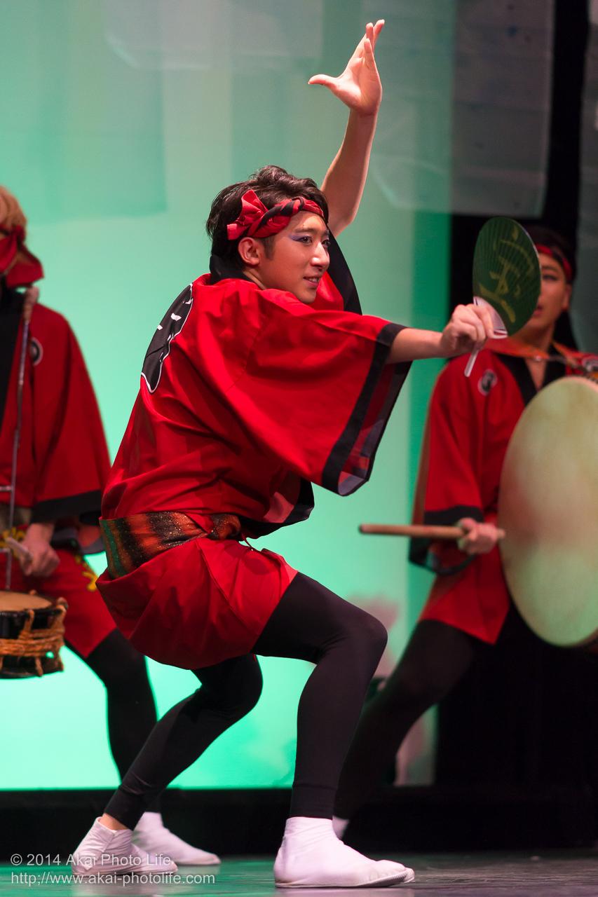 創作舞踊集団 寶船 20周年記念公演 純粋な意図2014 鎌田 祐貴
