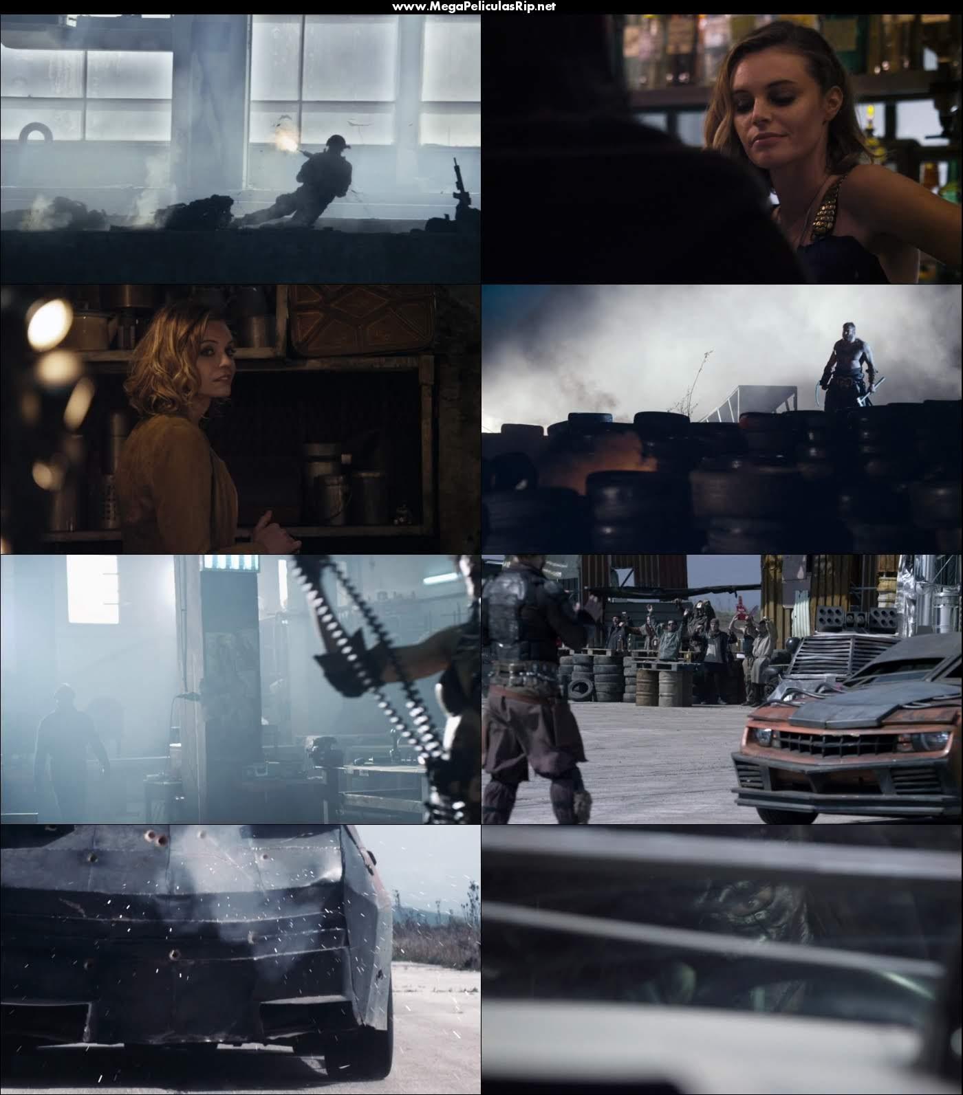 La Carrera De La Muerte 4 1080p Latino