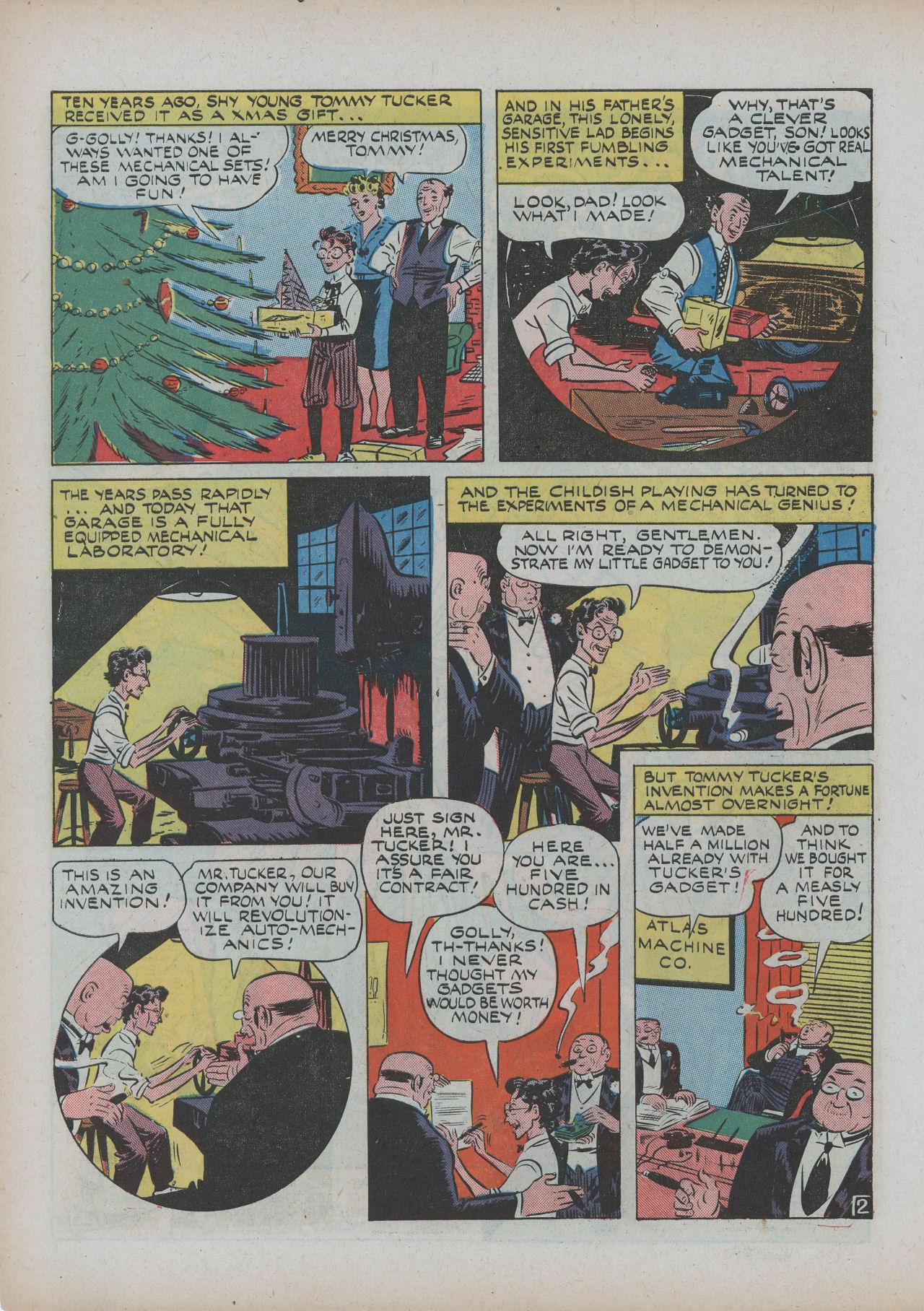 Read online World's Finest Comics comic -  Issue #10 - 18