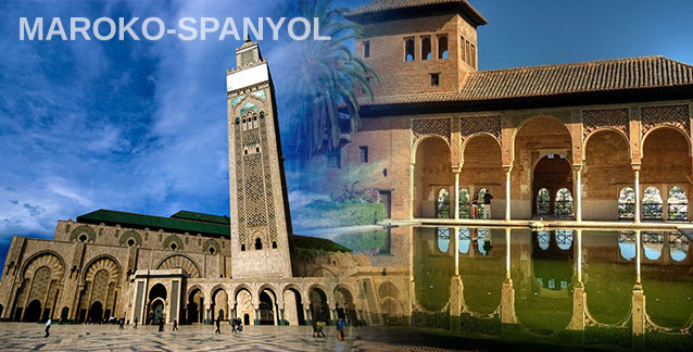 Tour Muslim Marocco Spanyol