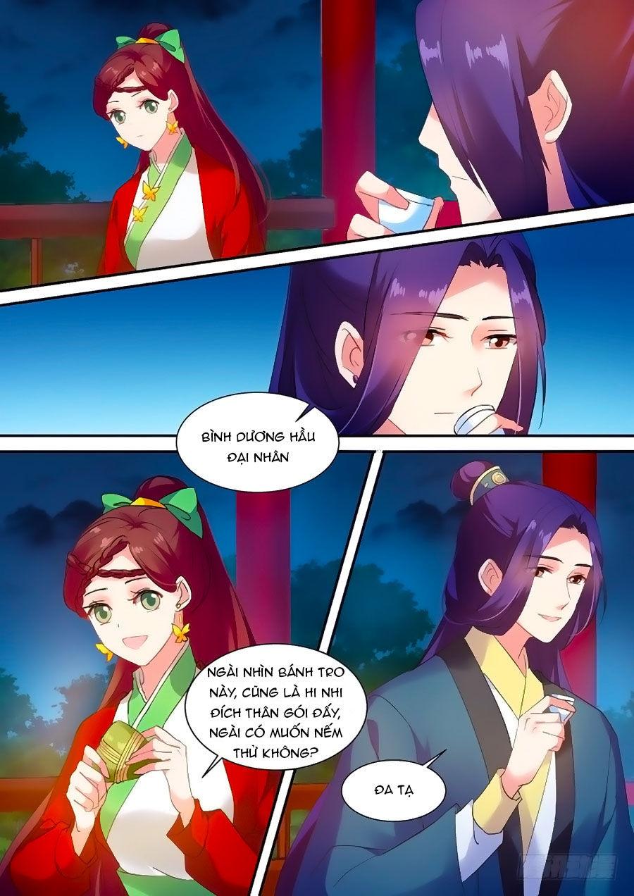 Hệ Thống Chế Tạo Nữ Thần chap 125 - Trang 3