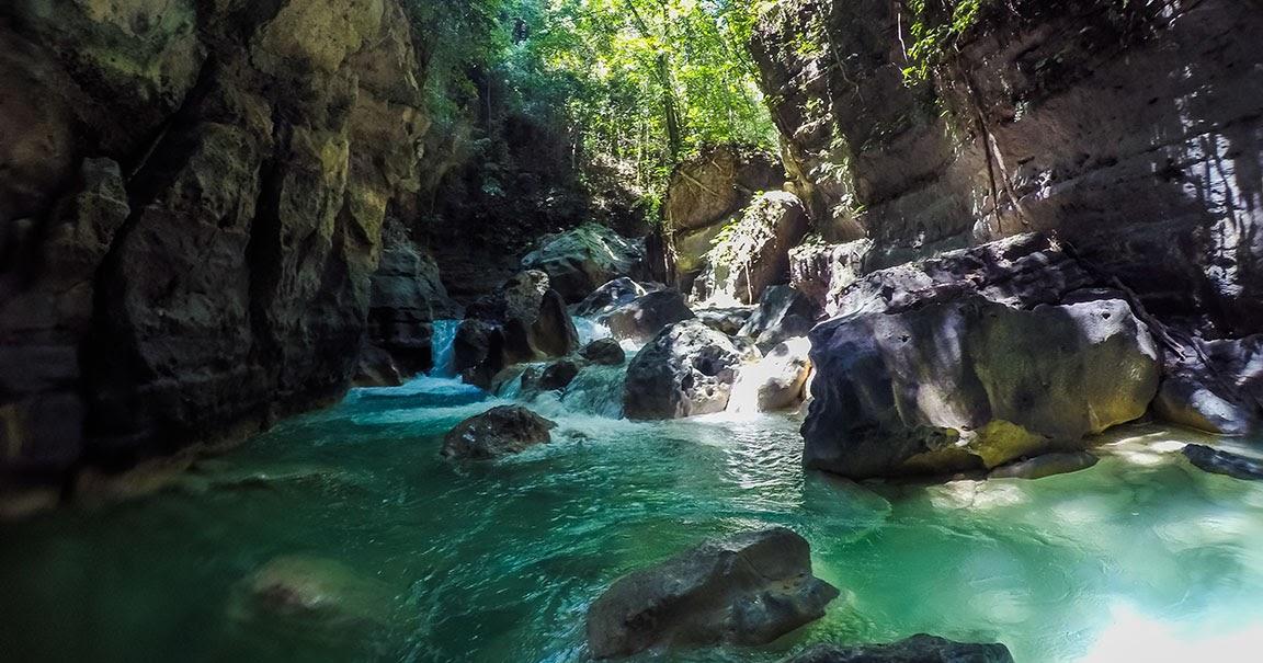 3D2N Canyoneering Adventure + Kawasan Falls