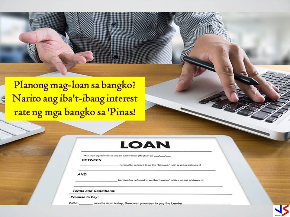 When buying a house or in case of financial emergencies, borrowing money or getting a loan or mortgage from the bank is mostly the answer to many of us.  However, different banks have different interest rates depending on the amount of the money or term of the loan. One way to avail a lower interest rate is to secure your loan with a collateral. Properties that can be used as collateral for loan or mortgage can be land, house, other properties like business establishments and other assets. If you are not sure if you can use your property as collateral for a loan or mortgage, you may inquire to the bank or lending institution. Most often, if you are not in an urgent need, it is always better to approach different banks so you can compare the rates that they could offer. Of course, the lower interest rate, the better. Bank House Loan, bank mortgage, House Mortgage, mortgage, refinancing loan and mortgage, interest rate of loan and mortgage from differnt banks in Philippines