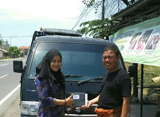 dealer suzuki gresik marketing icha