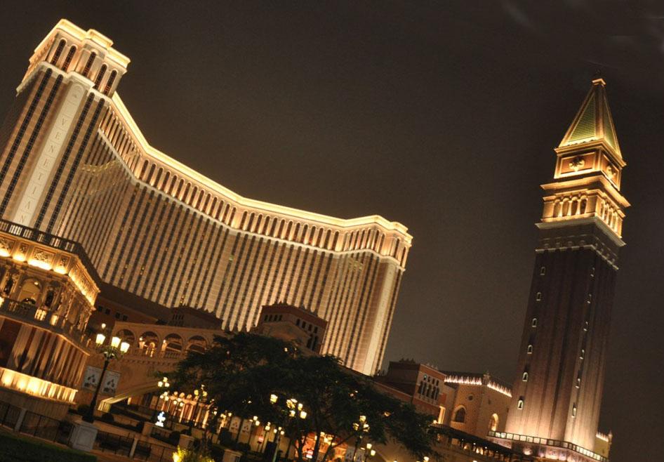 Где находится самое большое казино в мире в китае слот игровые аппараты резедент онлайнi