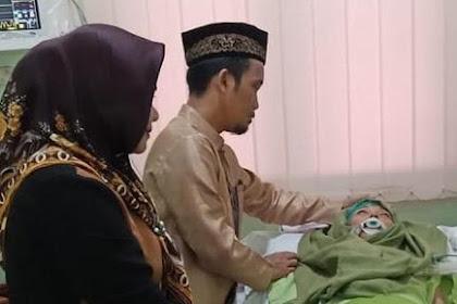 7 Tahun Idap Kanker Usus, Istri Ustad Maulana Meninggal Dunia, Di Sini Istrinya Dimakamkan!