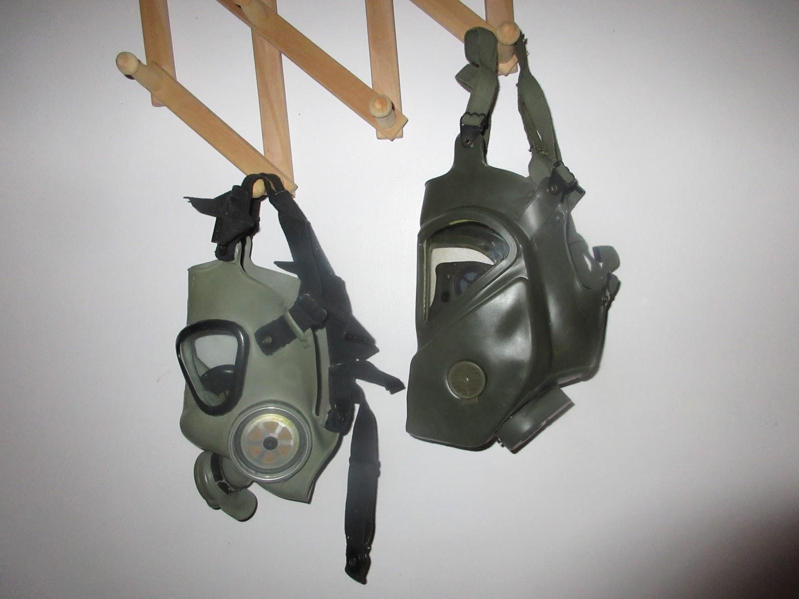 Gasmask collection for the day: USXM28E4 gasmask
