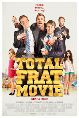 Total Frat Movie 2016 DVD Custom NTSC Sub