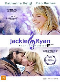 Jackie e Ryan: Amor Sem Medidas - BDRip Dual Áudio