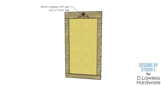 DIY Corkboard Plans - D. Lawless Hardware