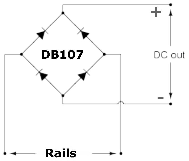 help needed in wiring a simple ho crossing lights