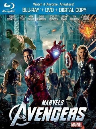 Avengers 2012 Dual Audio