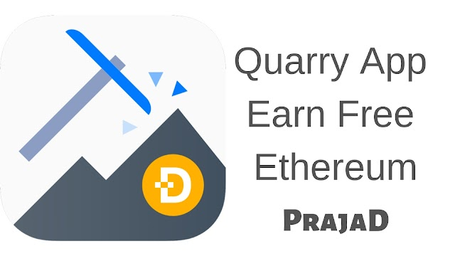 Quarry App Earn Free Ethereum $10-20 Daily