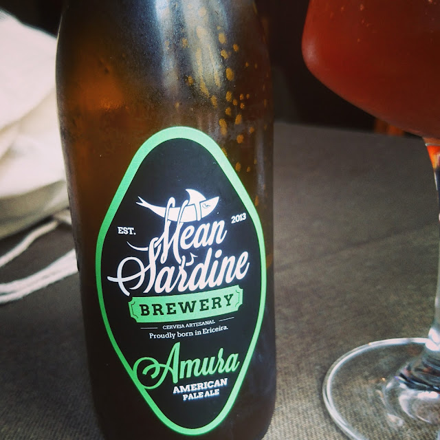 Portugal Craft Beer Review: Amura from Mean Sardine
