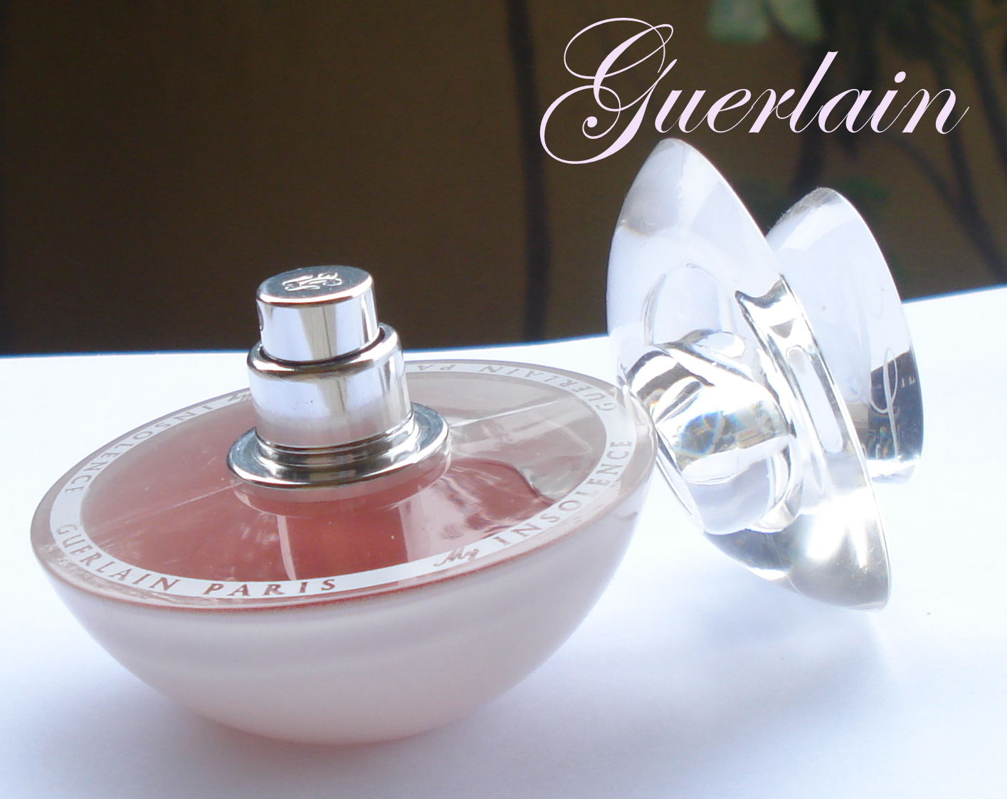 Guerlain My Insolence Perfume Review Delicate Florals With A