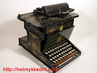 Berdasarkan sejarahnya mesin TIK